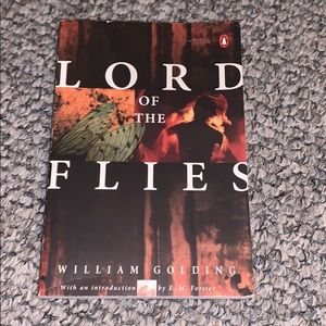 Lord of the Flies Novel William Golding